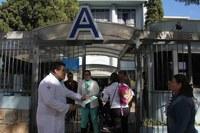Ação de divulgação sobre medidas preventivas contra a Gripe H1N1 foi realizada nesta terça-feira