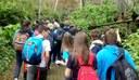 Alunos do 7ºs anos fazem saída de campo ao Gramado Zoo