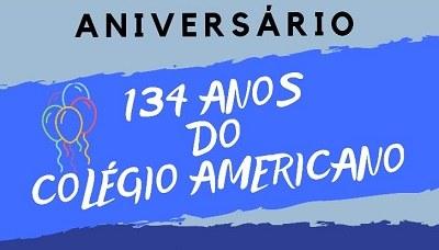 Colégio Metodista Americano comemora 134 anos com uma programação especial!