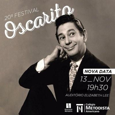 Festival Oscarito celebra 20 anos de excelência em produções audiovisuais de nossos estudantes