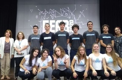 Grêmio Estudantil do Americano completa 99 anos e empossa diretoria para gestão 2020