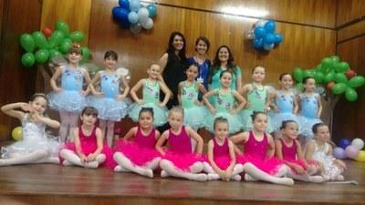 Encerramento Escolinha de Ballet