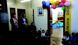 Colégio Americano inaugurou Welcome Room