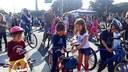2º Passeio Sobre Rodas traz novamente exercício e diversão a comunidade escolar e familiares