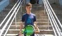 Aluno do Colégio Americano é campeão da Copa Guga Kuerten de tênis