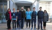 Cinco alunos do Colégio Americano participam da segunda fase OBMEP 2018