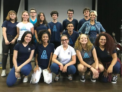 Colégio Americano celebra 98º aniversário do Grêmio Estudantil Rui Barbosa e posse da nova diretoria