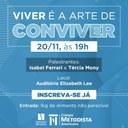 "Colégio Americano promove palestra ""Viver é a arte de conviver"""