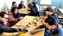 Colégio Americano promove reunião e atividades com responsáveis pelos alunos
