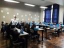 Estudantes realizam a primeira avaliação diagnóstica da plataforma Mindzup