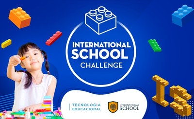 International School lança desafio LEGO® International School Challenge; Participe!