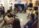Pastoral Escolar realiza mais uma edição do Conversando em Família