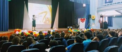 Pastoral Escolar realiza Cultos de Ação de Graças aos docentes, estudantes e funcionários