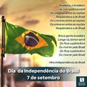 Dia da Independência do Brasil - 2021