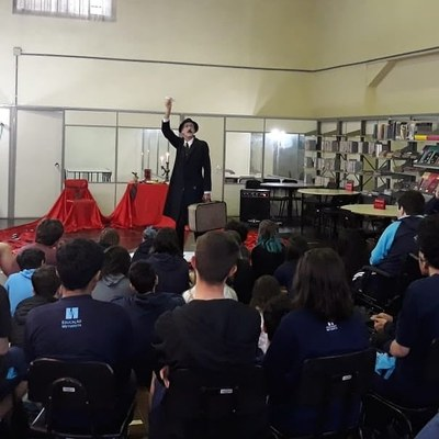 Semana Preparatória para o ENEM (SEMANEM) agita turmas do Ensino Médio
