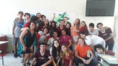 Colégio ofereceu café da manhã motivacional aos alunos que fizeram ENEM