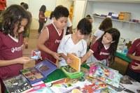 Bennett Literário estimula o hábito de leitura entre alunos