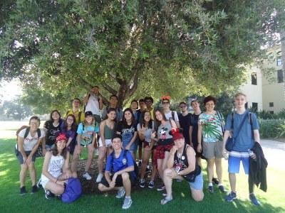 Estudantes da Educação Metodista fazem intercâmbio de três semanas na Califórnia