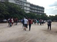Projeto de Orientação Profissional leva alunos do Ensino Médio em uma visita à UFF