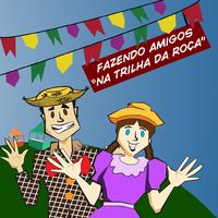 """Tradicional """"Fazendo Amigos na Trilha da Roça"""" acontece dia 30 de julho"""
