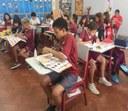 Turma do 5º ano aprende números decimais de forma prática