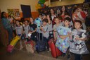 Colégio Metodista promove terceira noite do pijama