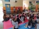 """Educação Infantil e primeiro ano participam do projeto """"Era uma vez"""""""