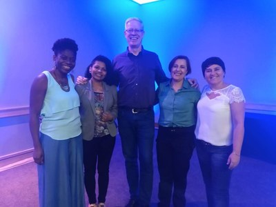 Colégio Metodista apresenta projetos de leitura em evento entre escolas