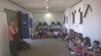 Ensino Médio reconta a história de Bertioga