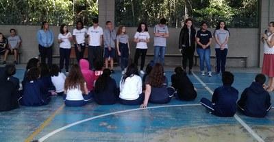 Estudantes criam e elegem o primeiro Grêmio Estudantil do Colégio Metodista