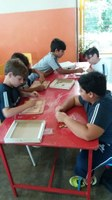 Turma do 4º ano resolve enigma utilizando conceitos de Matemática