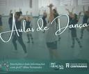 Aulas de dança do Colégio Centenário serão retomadas em 09/08, segunda-feira