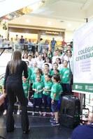 Coral do Colégio Centenário marca programação de natal no Royal Plaza Shopping