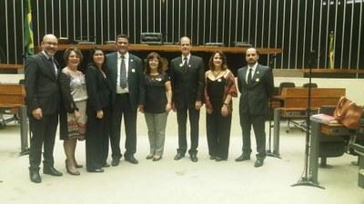 Cerimônia contou com série de discursos de lideranças metodistas e parlamentares