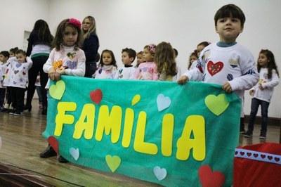 Festa Família - Maio/2017