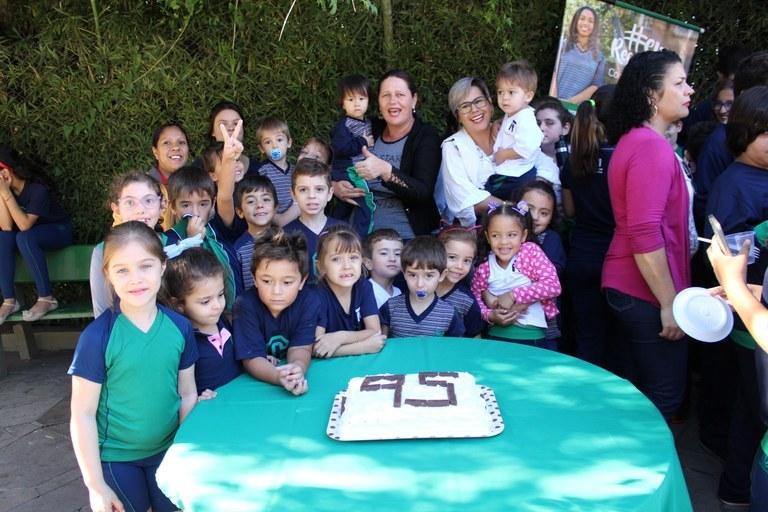 95 anos do Colégio Metodista Centenário