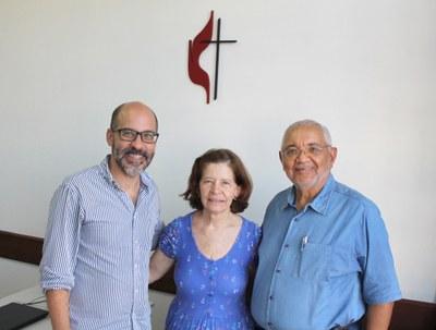 Visita Bispo Geoval