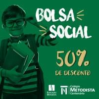Colégio Centenário está com inscrições abertas para Bolsa Social