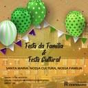 Colégio Centenário realiza Festa Cultural e Festa da Família neste sábado