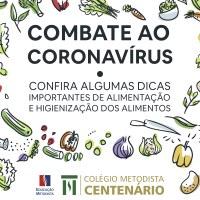 Dicas de alimentação para fortalecer o sistema imunológico contra o Coronavírus