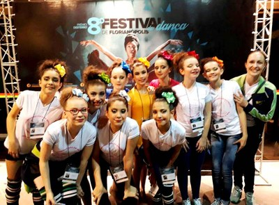 Festival de Dança - Florianópolis