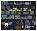 XVI Sarau Literário ocorre na quinta, 28 de junho