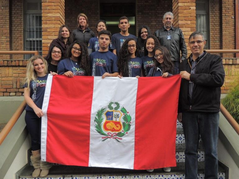 Intercâmbio ao Peru