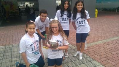 6º ano desenvolve atividade prática sobre ecossistema