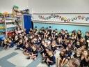 Brincando e aprendendo: Aulas lúdicas da Educação Infantil despertam o interesse dos pequenos