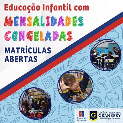 Colégio Granbery apresenta novidade para a Educação Infantil
