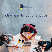 Matrículas abertas para o Granbery School of English