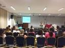 Professores participam de palestra com Noemi Bianchini