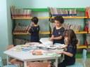 """Projeto Biblioteca """"ComVida"""" estimula a leitura das crianças"""
