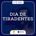 """""""Tiradentes"""", patrono do Brasil"""